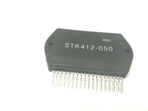 STK412-050 Power Amplifier ICs + Heat Sink Compound BY SANYO