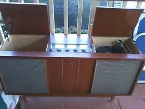 "HMV ""Westpoint"" Transistor Radiogram Radio Record Player Richmond Hawkesbury Area Preview"