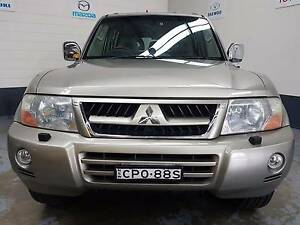 2002 Mitsubishi Pajero Wagon North St Marys Penrith Area Preview