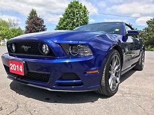 2014 Ford Mustang GT Convertible Premium