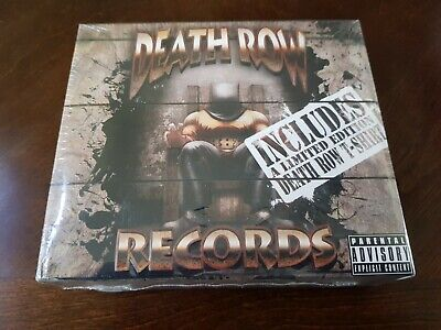 The Ultimate Death Row Collection [PA] 2Pac, Dr Dre, Snoop Dogg (4CD, 2009) NEW