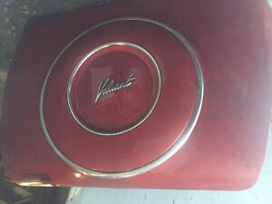Trunk for 1960s Valiant / coffre