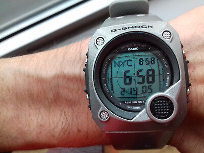 Casio VINTAGE COLLECTION G SHOCK G-8000-8VER WATCH NOS VERY RARE MONTRE LIMITED