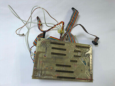 Ifr Fmam-1200s Communications Service Monitor Motheboard And Wiring Harness