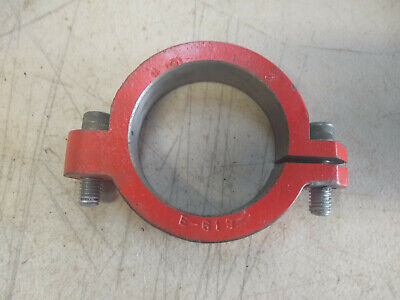 Ridgid 400a 500 535 Pipe Threader Machine Motor Mount Clamp Support Collar E-619
