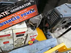 8KVA GENERATOR with 13HP Honda Motor {Worksite Approved}