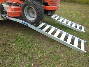 1 Tonne Capacity 2.3 metres x 390mm wide Curved Mower ATV Ramps Port Macquarie Port Macquarie City Preview