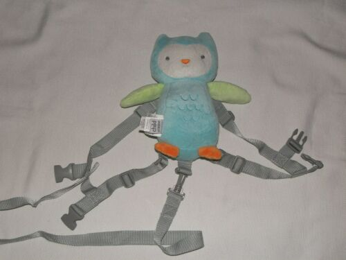 NEW CARTERS CHILD OF MINE TODDLERS SAFETY HARNESS - PLUSH OWL