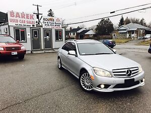 2008 Mercedes-Benz C230 4MATIC • SAFETY&ETESTED • 2YEAR WARRANTY