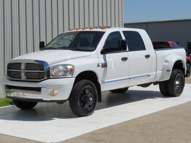 09 Ram 3500 Laramie (MEGA) 6.7L Cummins 6spd-AT 4X4 Rockstars 1-owner Carfax TX