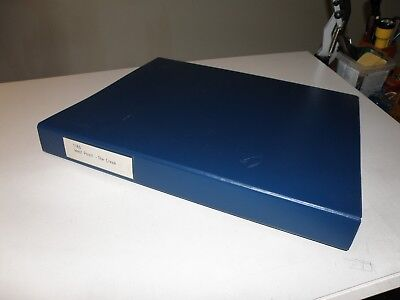 Used, A3 Ring Binders with plastic inserts for sale  Bridgwater