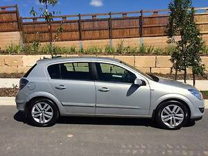 2007 Holden Astra Turbo Diesel - Reliable & Fuel Efficient. Ipswich Ipswich City Preview