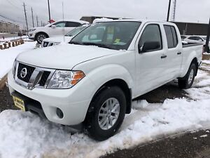 2018 Nissan Frontier SV, Crew Cab, Automatic, 4x4, 24, 000km