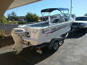 Boat for sale (Quintrex)