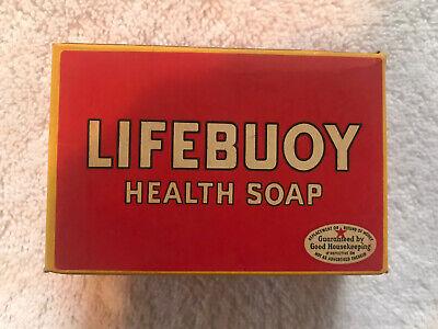 New Sealed Vintage Lifebuoy Health Soap Christmas Story Ralphie