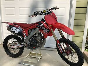 2012 crf 250 FOR SALE!