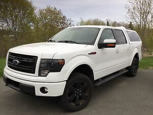 2013 F150 FX4 ROUSH 590HP