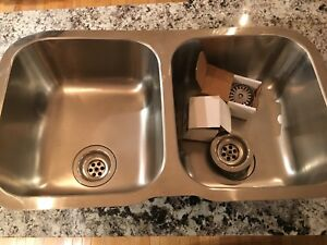 Brand new Blanco Double Undermount Sink