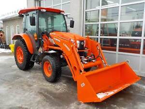 2016 Kubota L6060 Tractor and loader