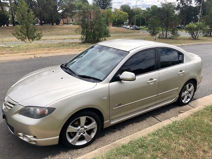 Mazda 3 Narrabundah South Canberra Preview