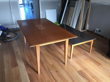 Matching dining and coffee tables  Melba Belconnen Area Preview