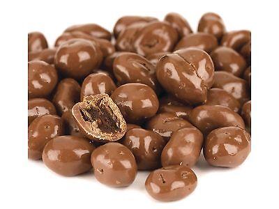 Dark Chocolate Raisin - SweetGourmet No Sugar Added Dark Chocolate Covered Raisins (Sugar Free) - 5LB