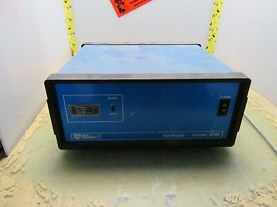 Hart Scientific Iso-therm 3705 Adiabatic Shield Heater Controller 4m-10