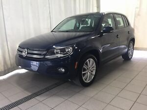 2015 Volkswagen Tiguan MANUELLE