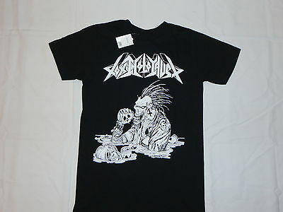 Black Toxic Holocaust New T Shirt S M L Xl 2Xl Lord Wasteland Metal Rock Death