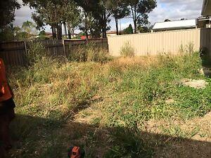 Landscape  construction for new build houses Campbelltown Campbelltown Area Preview