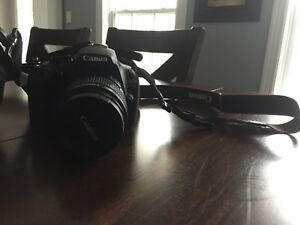 Canon EOS Rebel T5 Camera