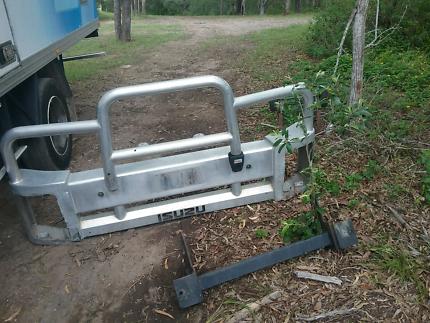 Truck bullbar