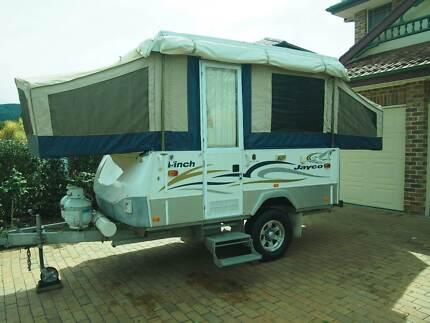 Jayco Finch Caravans Amp Campervans Gumtree Australia