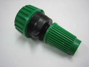 LOTTO-55-x-Universale-Tubo-Per-Innaffiare-Giardino-Ugello-1-3cm-Regolabile-Verde