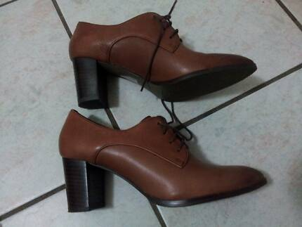 Brand new Staccato Leather shoes / short boots / heels Marrickville Marrickville Area Preview