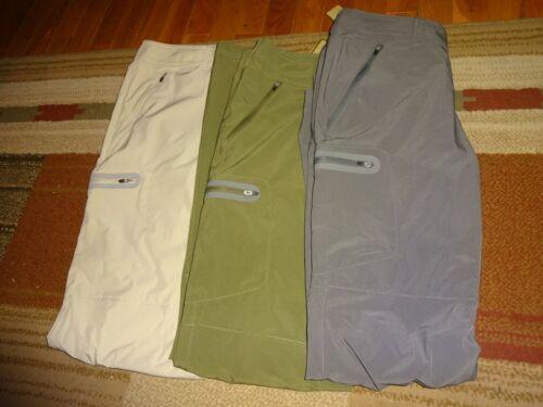 Ultimate Terrain Trailhead Women Hiking Pants Size 4 6 8 10 12 14 16 MSRP $50
