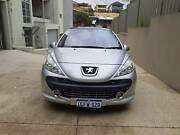 2007 Peugeot 207 GT FWD 5 seater Coupe Scarborough Stirling Area Preview