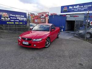 2004 VZ Holden Commodore SS 6 speed MANUAL Ute Lalor Whittlesea Area Preview