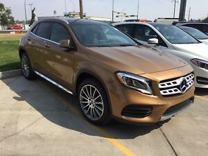 REDUCED!! Mercedes Benz GLA250 4matic w/ AMG appearance package