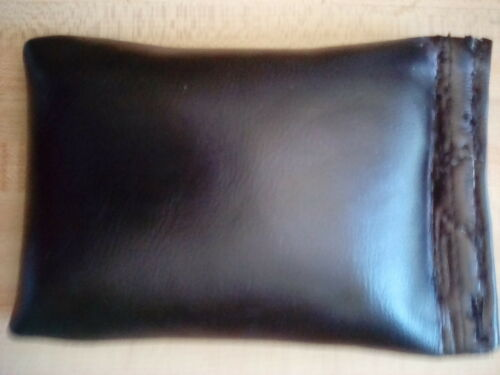 NEW LEATHER DOLLY 6LB.BEATER BAG /SHOT FILLED/AUTO BODY/METAL REPAIR/MADE IN USA