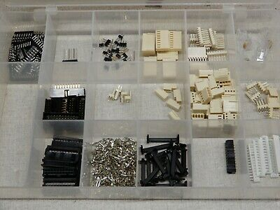 Vintage Edge Connector Plug And Socket Kit With Pins