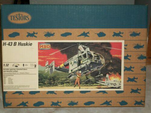 Testors 1/32 Scale Kaman H-43B Huskie
