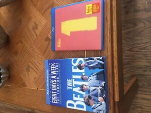 Beatles Blu-ray Movies