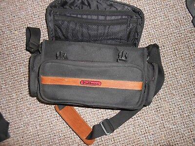 Camcorder Kit Bag (Pulman camera   camcorder kit shoulder bag case holdall tools accessories)