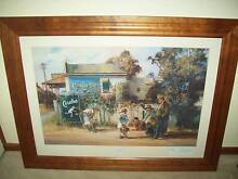 Darcy Doyle Signed Private Collection Print Mawson Lakes Salisbury Area Preview