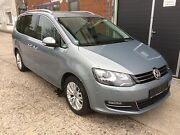 Volkswagen Sharan Highline 4Motion BlueMotion/Voll-Ausstatt