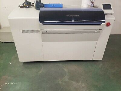 Screen Platerite 4100s Ctp Yr 2006 Wthermal Plate Washer