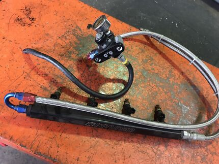 Ktuned K20 fuel rail   Ktuned FPR   lines Eastern Creek Blacktown Area Preview