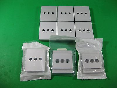 Thorlabs Mounting Platform M6 50mm -- Xt66d2-50 -- Lot Of 9 New