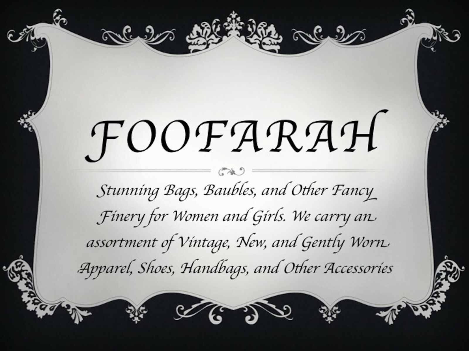 FooFaRah